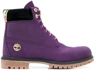 Timberland ankle lace-up boots