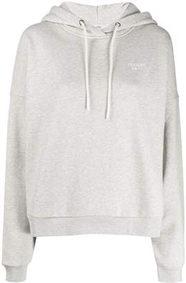 Closed Logo Embroidered Hoodie