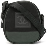 Chanel Pre Owned 2004 Sports Line CC crossbody bag