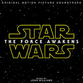 Disney Star Wars: The Force Awakens Soundtrack CD
