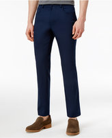 INC International Concepts Men's Skinny Fit Stretch 5 Pocket Pants, Created for Macy's