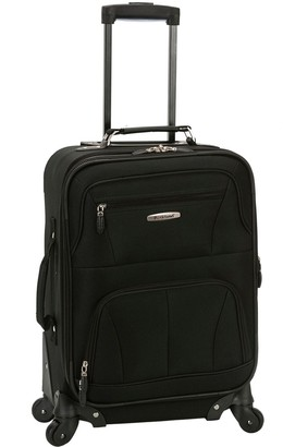 Rockland 19-Inch Spinner Carry-On Luggage