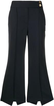 Eudon Choi Postell asymmetric trousers