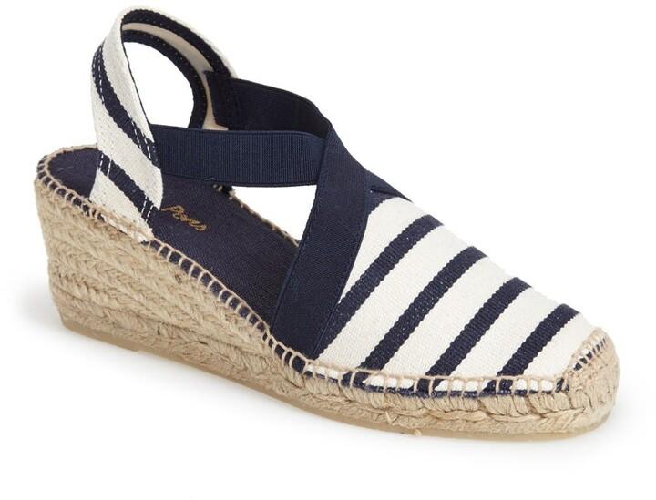 b0e37543c68 'Tarbes' Espadrille Wedge Sandal