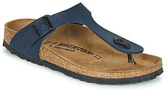 Birkenstock GIZEH women's Sandals in Blue