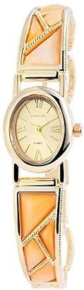 Excellanc Women's Quartz Watch with Different Materials 180904000003