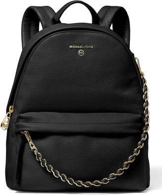 MICHAEL Michael Kors Medium Leather Backpack