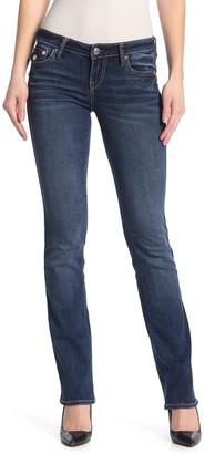 True Religion Billie Straight Leg Jeans