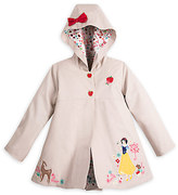 Disney Snow White Woven Hooded Jacket for Girls - Personalizable