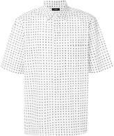 Theory dot print shirt