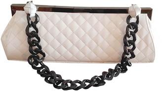Philip Treacy White Patent leather Handbags