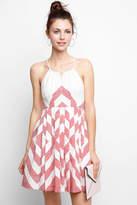 Plenty by Tracy Reese Halter Frock Dress