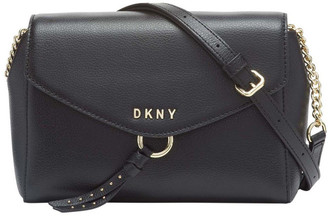 DKNY R01EHH10 Lola Flap Over Crossbody Bag