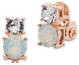 Anne Klein Swarovski Crystal Stud Earrings