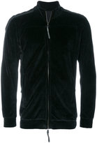 11 By Boris Bidjan Saberi velvet zipped jacket