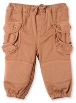 Stella McCartney brown pancake trousers