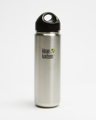 Klean Kanteen Silver Water bottles - 27oz Wide Loop Cap Bottle - Size One Size at The Iconic