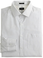 J.Crew Ludlow shirt in coal grey check