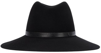 Maison Michel Kate wool felt fedora
