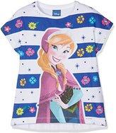 Disney Girl's 43523forwardslash10az T-Shirt
