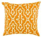 """Entryways Orange Maira Throw Pillow - 20""""x20"""""""