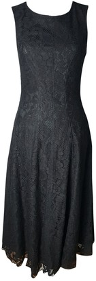 Moschino Black Lace Dress for Women