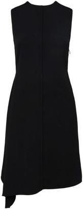 Victoria Beckham Asymmetric Mini Dress