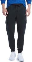2xist Men's Cotton Blend Cargo Sweatpants
