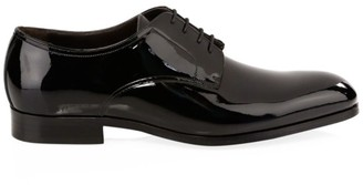 To Boot Aalborg Patent Leather Derbys