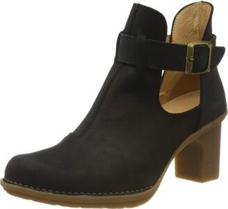 El Naturalista Women's Dovela Ankle Boots