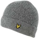 Lyle & Scott Hat Mid Grey Marl