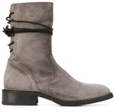 Fiorentini+Baker Rear-Lace Ankle Boots