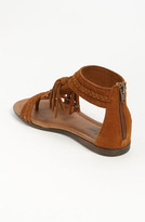 Minnetonka 'Belize' Sandal Brown 10 M