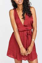 Show Me Your Mumu Corinne Red Dress