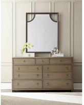 Stanley Virage 9 Drawer Dresser with Mirror