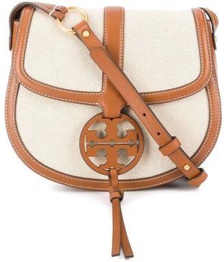 Tory Burch Contrast Trim Crossbody Bag