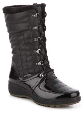 Aquatherm By Santana Canada Courtmid Wedge Snow Boot