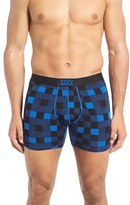 Saxx Men's 'Vibe' Stretch Boxer Briefs