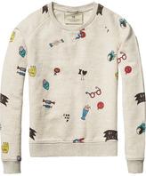 Scotch & Soda Pop Art Sweater