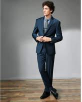 Express classic wool blend suit pant