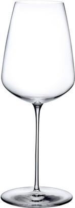 Nude Stem Zero Stemware Ion Shielding Delicate White Wine Glass