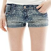 L'amour Nanette Lepore Embellished Shorts