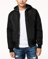 American Rag Men's Quilted Bomber Jacket, Created for Macy's