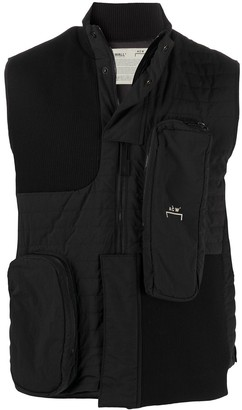 A-Cold-Wall* Sleeveless Utility Pocket Gilet