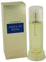 Laura Biagiotti Aqua Di Roma by Eau De Toilette Spray 3.4 oz