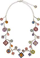 Peter Pilotto Atelier Swarovski by necklace