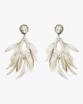 Ranjana Khan Blanca Clip-On Earrings