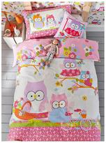 Graham & Brown Olive The Owl Bedding Collection