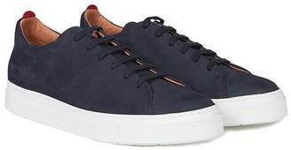 Oliver Spencer Shoes - Navy Marton Trainer - 9 - Blue