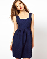 Paul Smith Paul by Sundress in Panelled Anchor Print and Polka Dot Twill